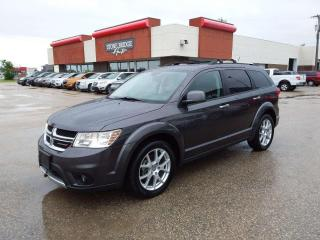 Used 2016 Dodge Journey R/T 4dr AWD Sport Utility for sale in Steinbach, MB