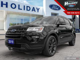 Used 2019 Ford Explorer XLT for sale in Peterborough, ON