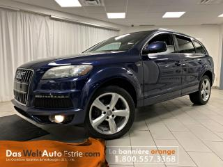 Used 2012 Audi Q7 Quattro 3.0L TDI Prestige, Automatique for sale in Sherbrooke, QC