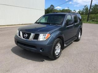 Used 2007 Nissan Pathfinder 4 RM 4 portes S for sale in Quebec, QC
