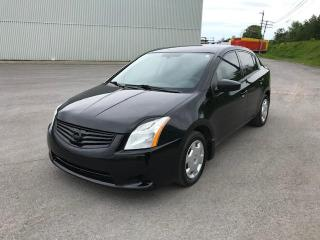 Used 2010 Nissan Sentra Berline 4 portes I4, CVT 2,0 for sale in Quebec, QC