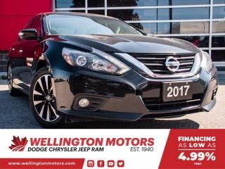 Used 2017 Nissan Altima 2.5 SL | 1 Owner | New Brakes And Rotors !! for sale in Guelph, ON