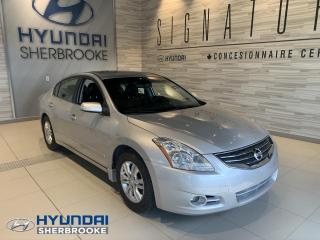 Used 2012 Nissan Altima SL 2.5 CUIR TOIT CAMERA DEMARREUR CRUISE for sale in Sherbrooke, QC