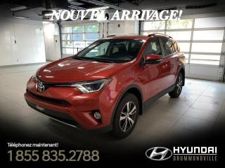 Used 2016 Toyota RAV4 XLE + GARANTIE + TOIT + MAGS + CAMERA + for sale in Drummondville, QC