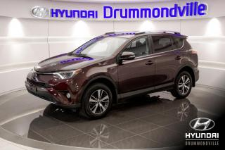 Used 2018 Toyota RAV4 XLE + GARANTIE + TOIT + MAGS + CAMERA + for sale in Drummondville, QC