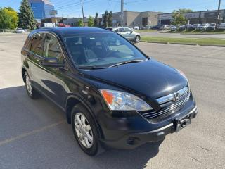 Used 2009 Honda CR-V EX I 4WD | ROOF | GREAT CONDITION for sale in Toronto, ON