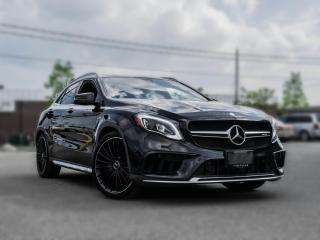 Used 2018 Mercedes-Benz GLA AMG GLA 45 | NAV | BACK UP | PANOROOF | CLEAN CARFAX for sale in Toronto, ON