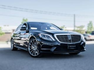 Used 2017 Mercedes-Benz S-Class S 550 I LWB I AMG I NAV I PANOROOF | PRICE TO SELL for sale in Toronto, ON