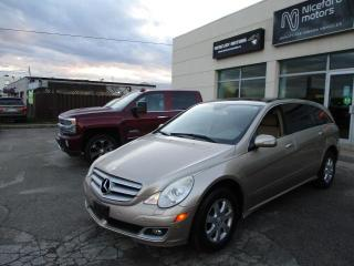 Used 2007 Mercedes-Benz R-Class 3.0L CDI for sale in Oakville, ON