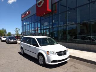 Used 2016 Dodge Grand Caravan Ensemble Valeur plus AIR DOUBLE ZONES*RÉ for sale in Lévis, QC