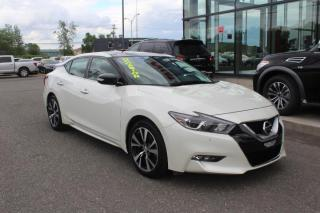 Used 2016 Nissan Maxima SL CAMÉRA*TOIT*CUIR for sale in Lévis, QC