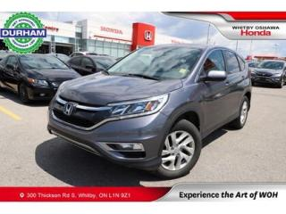 Used 2016 Honda CR-V AWD 5dr EX for sale in Whitby, ON