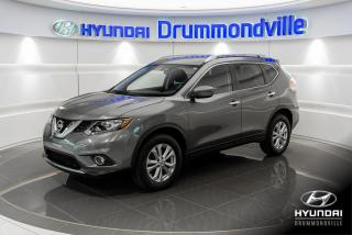 Used 2016 Nissan Rogue SV AWD + GARANTIE + MAGS + CAMERA + A/C for sale in Drummondville, QC