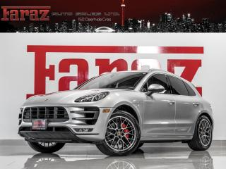 Used 2015 Porsche Macan Turbo TURBO|SPORT CHRONO|CARBON INT PKG|PASM|PDLS+|NAVI|REARCAM|LOADED for sale in North York, ON