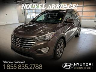 Used 2014 Hyundai Santa Fe XL LIMITED V6 AWD + ULTIMATE PACK +GARANTIE for sale in Drummondville, QC