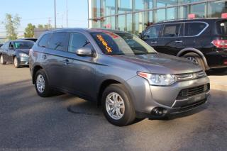 Used 2014 Mitsubishi Outlander SE AWC MAIN LIBRE*SIÈGES CHAUFFANT*AIR for sale in Lévis, QC