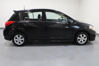 Used 2010 Nissan Versa Hatchback 1.8 SL CVT for sale in Mississauga, ON