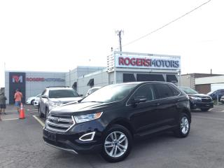 Used 2016 Ford Edge 2.99% Financing - SEL AWD - NAVI - PANO ROOF - REVERSE CAM for sale in Oakville, ON