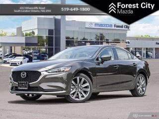 New 2020 Mazda MAZDA6 GS-L for sale in London, ON