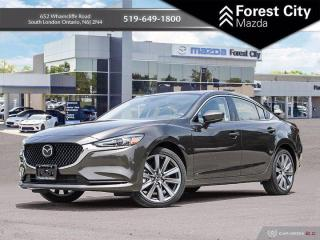New 2020 Mazda MAZDA6 GS-L | 2020 CLEAR OUT 13% OFF MSRP!! for sale in London, ON