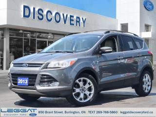 Used 2013 Ford Escape SEL for sale in Burlington, ON