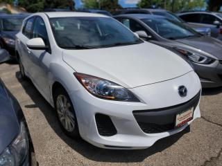 Used 2013 Mazda MAZDA3 GS-SKY NEW Brakes |  NEW Tires | NO Accident for sale in Waterloo, ON