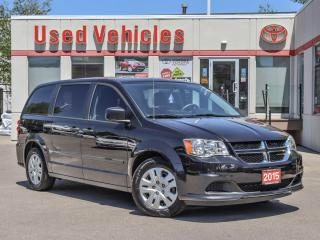 Used 2015 Dodge Grand Caravan 4dr Wgn Canada Value Package for sale in North York, ON