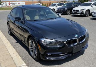 Used 2016 BMW 320 4dr Sdn 320i xDrive AWD for sale in Dorval, QC