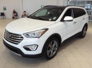 Used 2015 Hyundai Santa Fe XL AWD Limited Cuir Toit pano Nav for sale in Longueuil, QC