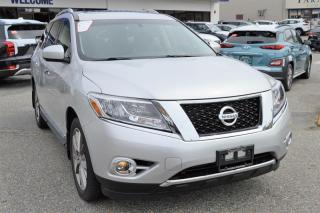 Used 2015 Nissan Pathfinder Platinum V6 4x4 at for sale in Richmond, BC
