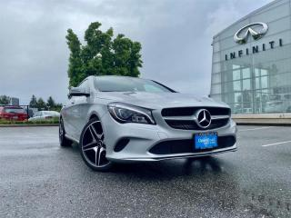 Used 2018 Mercedes-Benz CLA 250 4MATIC Coupe for sale in Langley, BC