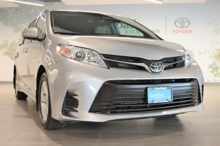 Used 2020 Toyota Sienna LE 8-Passenger V6 for sale in Richmond, BC