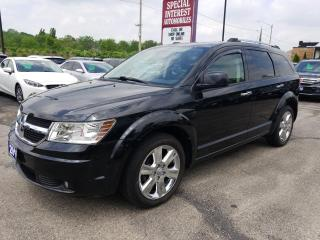 Used 2010 Dodge Journey R/T NAVIGATION !!  SUNROOF !!  LEATHER !! AWD !! for sale in Cambridge, ON