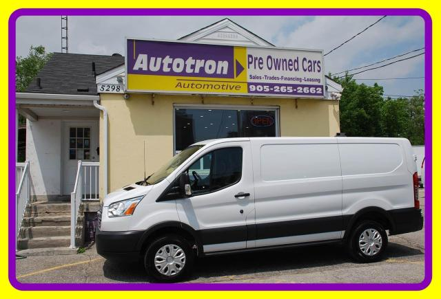 2016 Ford Transit 250 3/4 Ton Cargo Van, Loaded