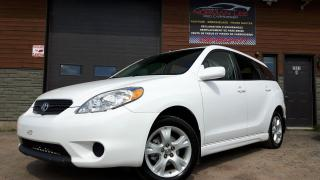 Used 2005 Toyota Matrix XR,automatique tout équipé((IMPECCABLE)) for sale in St-Henri-de-Levis, QC