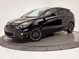 Used 2016 Hyundai Accent SE TOIT OUVRANT BLUETOOTH MAGS SIÈGES CHAUFFANTS for sale in Brossard, QC