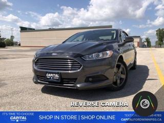 Used 2015 Ford Fusion S Hybrid *Back-up Camera *Bluetooth Connection for sale in Winnipeg, MB
