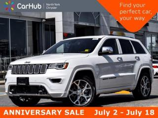 New 2020 Jeep Grand Cherokee Overland for sale in Thornhill, ON