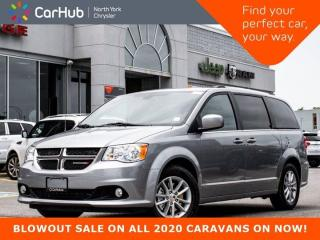 New 2020 Dodge Grand Caravan Premium Plus Heated Seats Rear DVD Navigation Bluetooth for sale in Thornhill, ON
