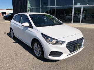 Used 2019 Hyundai Accent Touch Screen, Android/Apple Car play, HTD Seats for sale in Ingersoll, ON