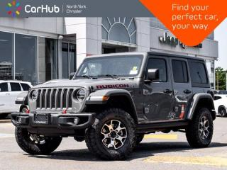 New 2020 Jeep Wrangler Unlimited New Rubicon Alpine Sound Navigation Backup Camera Blind Spot for sale in Thornhill, ON