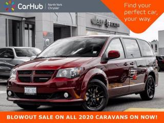 New 2020 Dodge Grand Caravan GT Rear DVD Heated Seats & Wheel Navigation Backup Camera for sale in Thornhill, ON