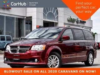New 2020 Dodge Grand Caravan Premium Plus Rear DVD Heated Seats Navigation for sale in Thornhill, ON