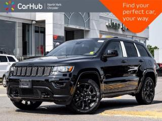 New 2020 Jeep Grand Cherokee New Altitude 4x4 Navigation Backup Camera Sunroof Blind Spot for sale in Thornhill, ON