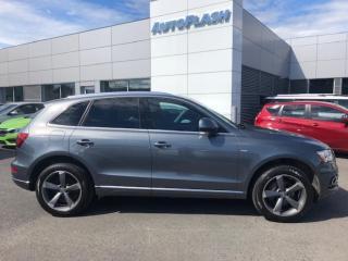 Used 2016 Audi Q5 Progressiv  2.0T *Look-S-Line *GPS/Camera for sale in St-Hubert, QC