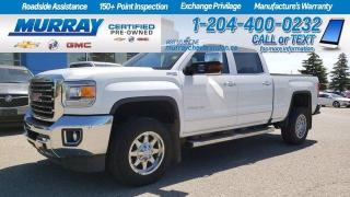 Used 2016 GMC Sierra 2500 HD Duramax * Leather Seats * Factory Gooseneck/5th Wh for sale in Brandon, MB
