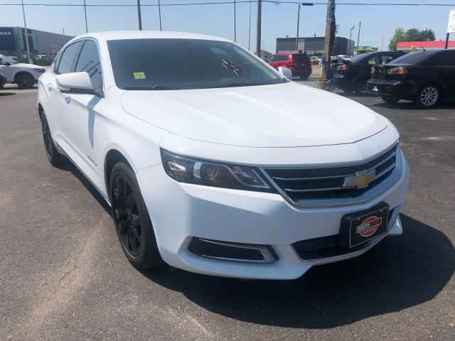 2017 Chevrolet Impala LT*LEATHER*WELL EQUIPPED *