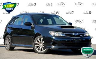 Used 2009 Subaru Impreza WRX / HATCH / MANUAL / ONLY 69KM! for sale in Kitchener, ON