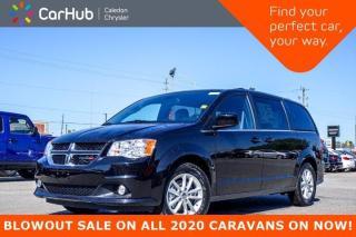New 2020 Dodge Grand Caravan PREMIUM PLUS Navigation DVD Bluetooth Backup Cam Power Sliding Doors R-Start 17