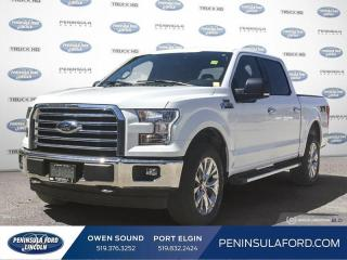 Used 2017 Ford F-150 XLT - Bluetooth -   A/C - $223 B/W for sale in Port Elgin, ON